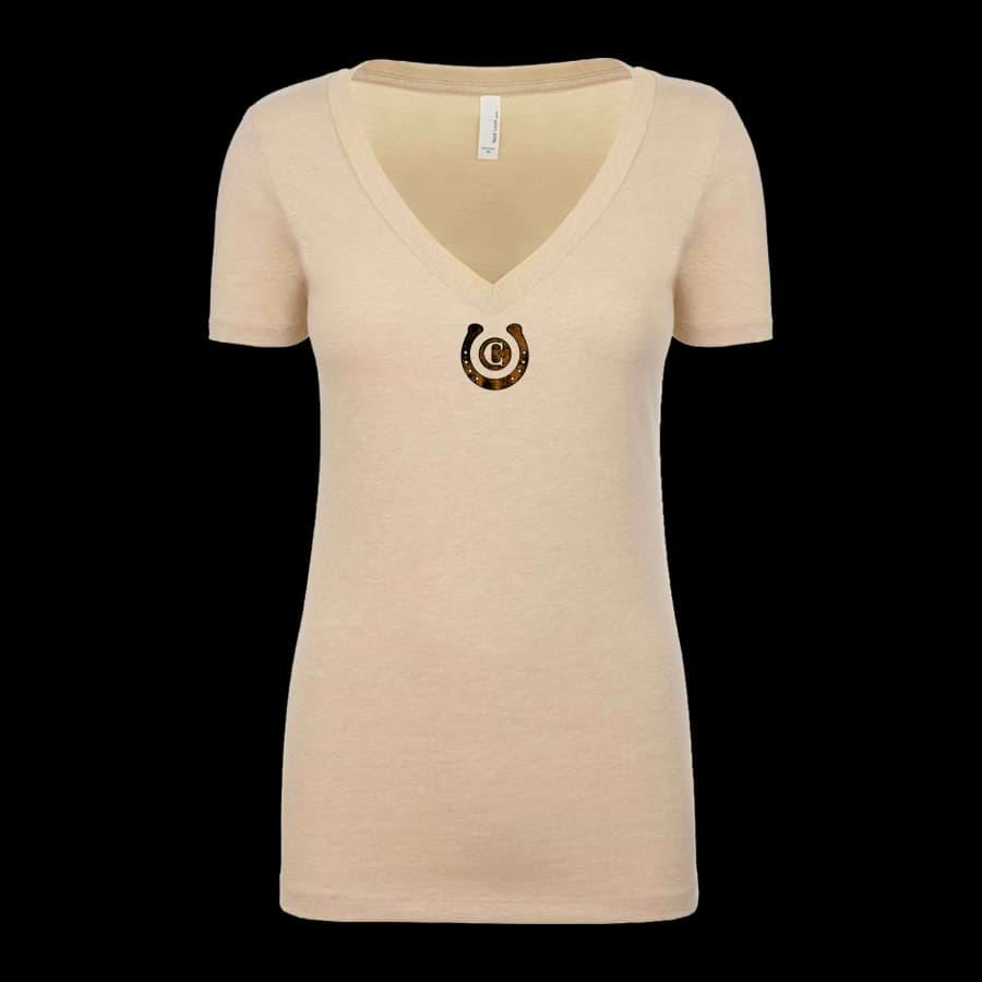 Women's shirt front