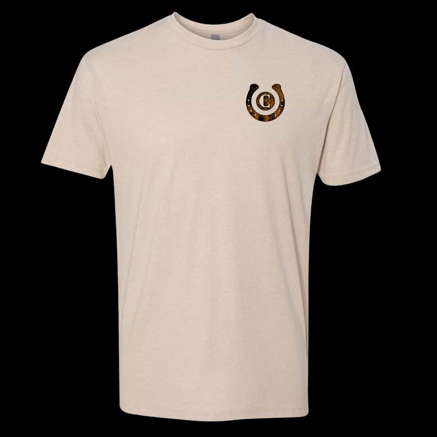 Men's shirt front